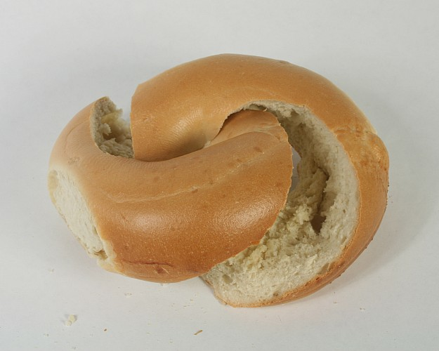 how to make locks and bagels