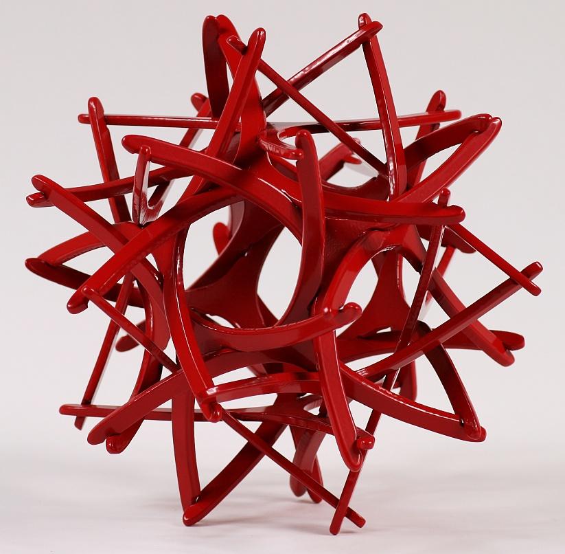 Esculturas Geometricas Hermosas