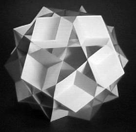 slide togethers based on squares triangles pentagons and decagons